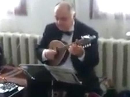 Концерт на маестро Сашо Димитров (Мандолината)